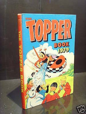 Dc Thomson The Topper Book 1979 Gc