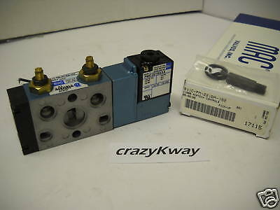 Mac Model 811C-Pm-221Ba-192 Pneumatic Flow Control Valve 24Vac New In Box