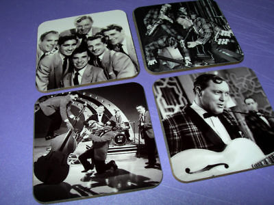 Bill Haley and the Comets Drinks COASTER Set