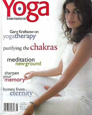 YOGA INTERNATIONAL: Back Issue 065