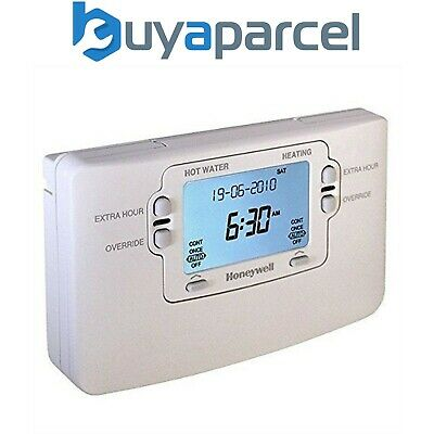Honeywell ST9400C 7 Day 2 Channel Programmer Thermostat Central Heating Control