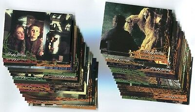 SLEEPY HOLLOW 1999 BASE Card LOT!!! NM/M 106 Cards  #1 Inkworks