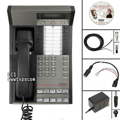 Dictaphone 0421 C-Phone Bare Handfree Dictation Station Factory Refurbished