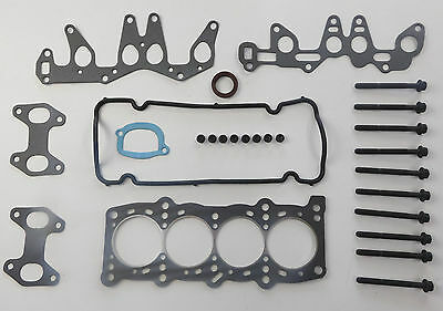 HEAD GASKET SET AND BOLTS FITS FIAT PUNTO Mk 2 SEICENTO
