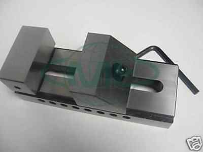 "3""x7"" TOOL MAKER'S PRECISION SCREWLESS VISE - NEW"