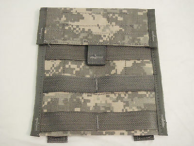 Military Army ACU MOLLE II Admin Utility Ammo Pouch Pack NEW