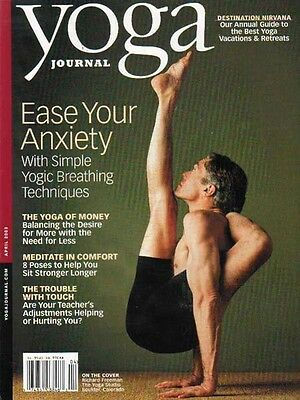 Yoga Journal: Back Issue 173