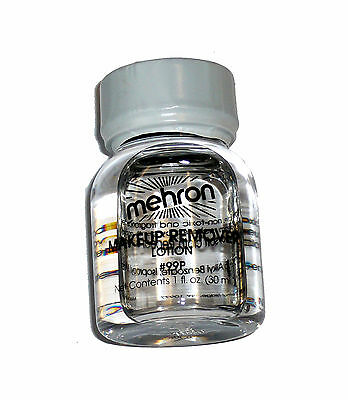 Mehron Theatre Makeup Remover Cream Or Lotion Remover Pro Remover 101