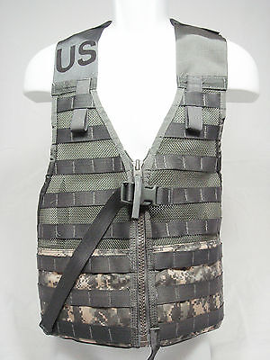 US Military Army Molle ACU Hunting Shooting Fighting Assault Load Bearing Vest