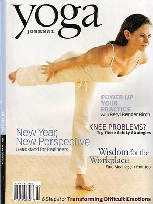 Yoga Journal: No. 179