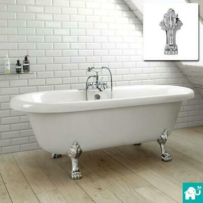 Large Traditional Freestanding Roll Top Bath Tub Br221