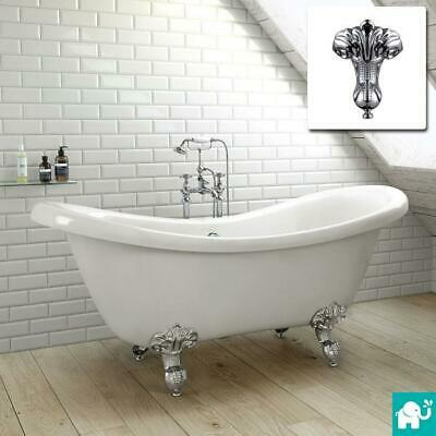 Slipper Traditional Freestanding Roll Top Bath Tub Br242