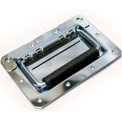 Spring Loaded Speaker Drop Handle – Strong Metal Carry –Recess Case Cabinet Box