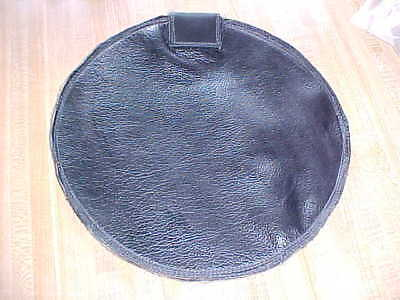 """12""""+ Beater Bag Shot Dolly/Thick Heavy Leather/Auto Body Metal Work/Made In Usa"""