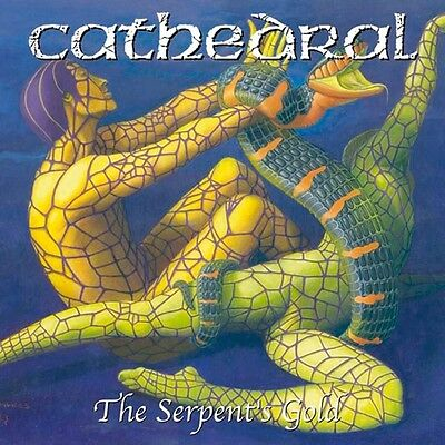 """Cathedral """"The Serpent's Gold"""" 2CD - Best Of Cathedral"""
