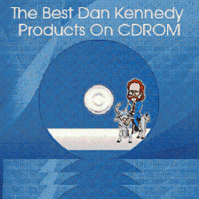 Dan Kennedy Power Points 19 Years in The Making CDROM