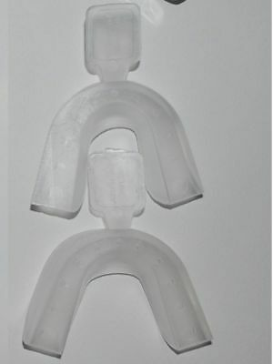 2 Thermoforming Mouth trays-2 Goutiéres Thermoformables