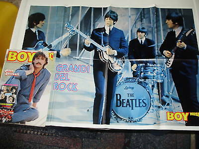 Boy Music 80  Sorrenti Beatles Young Presley Fanigliulo