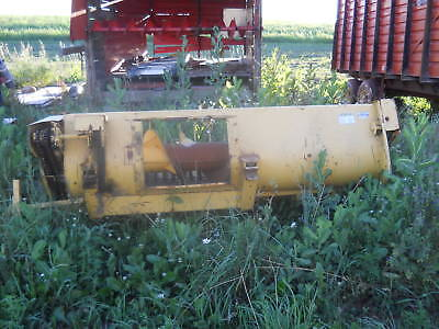 New Holland Chopper Forage Harvester 990W hay head