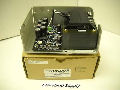 Condor Hn12-5.1A+ Dc Power Supply Output 12Vdc/5.1A New Condition In Box