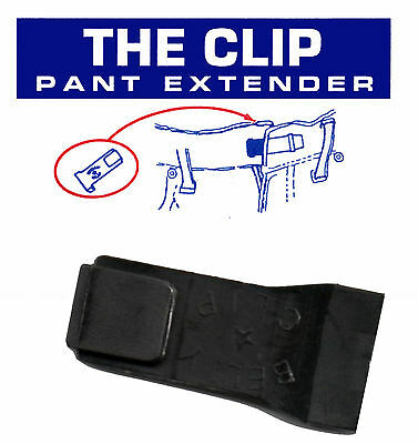 "5  Pants Extender Button Waist Expander "" The Clip"""