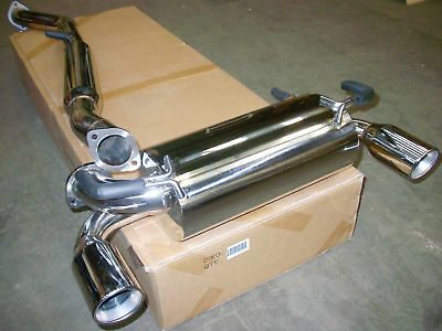 Brand New Stainless Steel Nissan 350Z & Infinty G35 Exhaust System