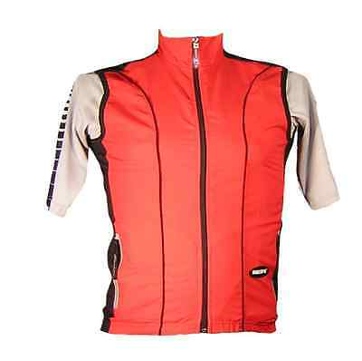 SANTINI Mayo CYCLING VEST Windproof RED
