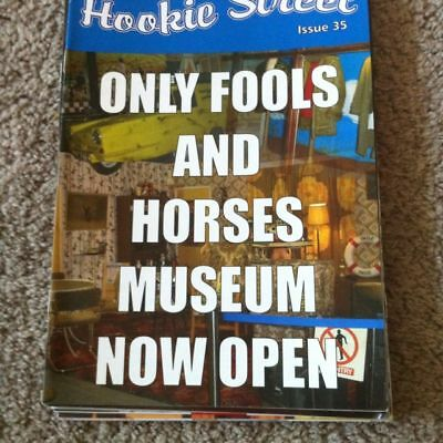 Only Fools And Horses Fan Club Magazine Issue 35
