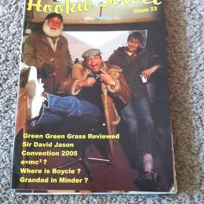 Only Fools And Horses Fan Club Magazine Issue 33