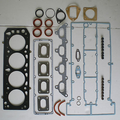 STEEL MLS HEAD GASKET SET FORD SIERRA ESCORT COSWORTH YB 1.3mm THICK 92.5mm BORE