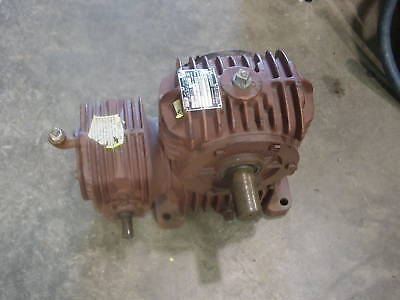 CONE DRIVE SPEED REDUCER 75-1  EX-CELL-O UU20-30-A2 NEW