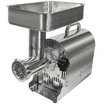 #8 Commercial Grade Electric Meat Grinder (1/2 Hp)