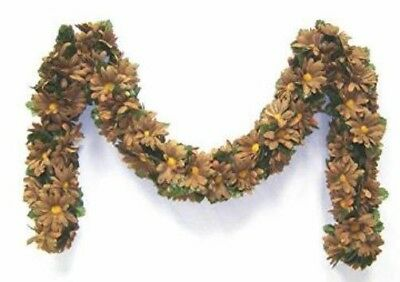 IVORY CREAM Daisy Chain Garland Silk Wedding Flowers Arch Gazebo Party Decor