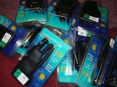 nokia leather case and battery charger lot of 12