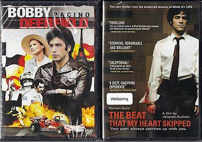 Bobby Deerfield & The Beat That My Heart Skipped,2 DVDs