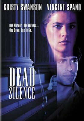 DEAD SILENCE: Kristy Swanson & Vincent Spano - NEW DVD