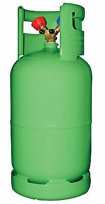Refrigerant Refrigeration Empty Recovery Cylinder 27.2L Mastercool Recovcyl27