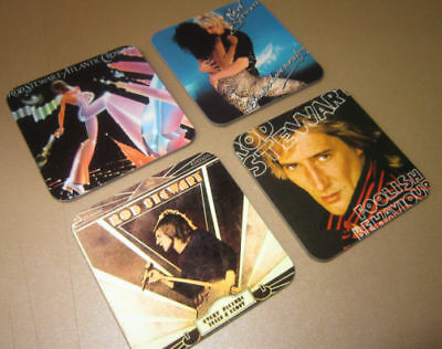 Rod Stewart Album Cover COASTER Set #1