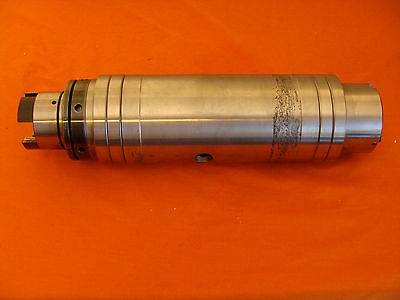 New Old Stock Stama Spindle 600.001-108-3 For Stama 340  Bt40 Or Cat 40