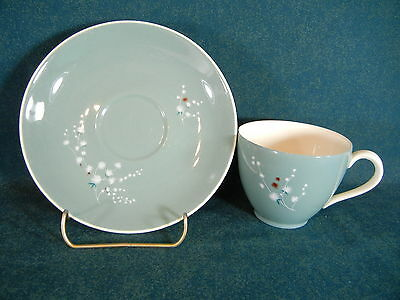 Royal Doulton Spindrift D6466  Cup and Saucer Set(s)