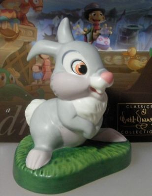 Walt Disney Classics Thumper-Did The Young Prince Fall? 1229504 Mint In Box