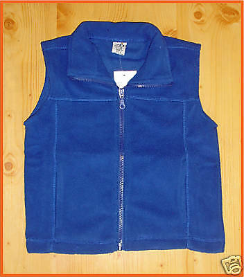 Unisex Vest Royal perfect-school size 14 (SZ5-16@store)