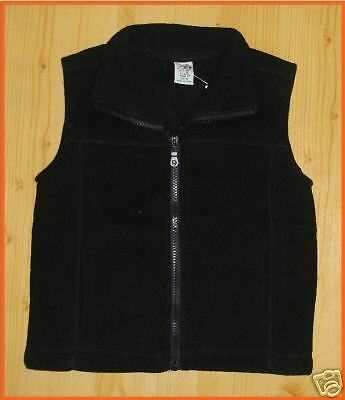 Unisex Vest Black perfect-school size 16 (SZ5-16@store)