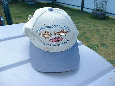 Ball Cap Hat - Pacific Biological Stn Groundfish (H480)