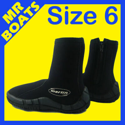 WESTSUIT BOOTIES Surfing Scuba Dive Spearfishing SIZE 6