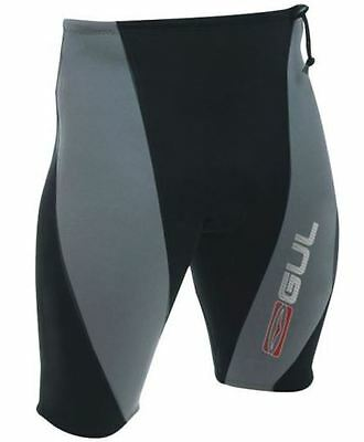 Gul Response 2Mm Neoprene Wetsuit Canoe Kayak Dinghy Shorts Smoke Grey Xl