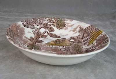 Brown Richie Stratford On Avon Coupe Soup Bowl Fair
