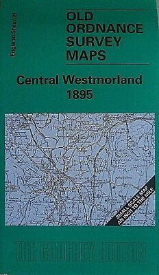 OLD Ordnance Survey Maps Central Westmorland  & Plan Bowness 1895/ 7 Sheet 39
