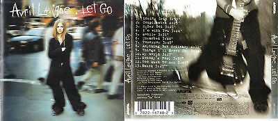 Let Go [ECD] by Avril Lavigne (CD, Jun-2002, Arista)