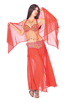 belly costume dancer ruby Deluxe